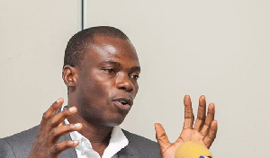 Sulemana Braimah, Executive Director of the Media for West Africa Foundation