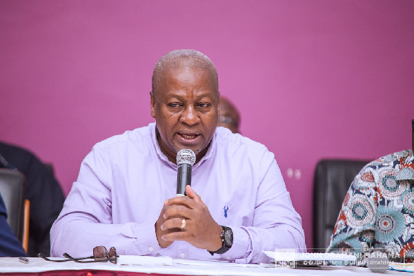 Rerun request by Mahama shocking – US-based lecturer