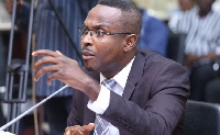 Central Regional Minister, Kwamena Duncan