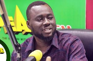Atik Mohammed says IMANI boss is acting like an Arabian king