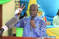 Dr Papa Kwesi Nduom, Flag bearer of PPP