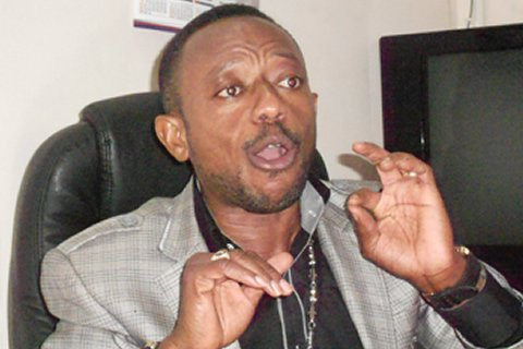 The founder and leader of the Glorious Word Power Ministry, Rev. Isaac Owusu-Bempah