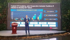 Hank Stokbroekx, Vice President of Enterprise Service, Huawei Enterprise BG
