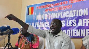 Civil society groups in Chad want to demonstrate