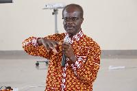Chairman of Groupe Nduom, Dr. Papa Kwesi Nduom