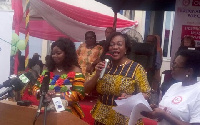 Gender Minister Otiko Djaba is calling for the establishment of breast day cares in every district