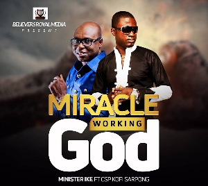The Canada-based musician featured SP Sarpong on this new song