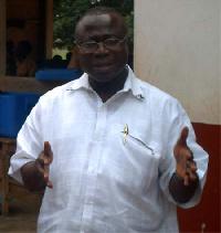 Dr. Amoako Tuffuor