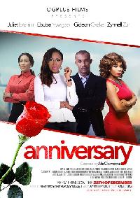 Juliet Ibrahim, Gloria Sarfo, others in 'Anniversary'