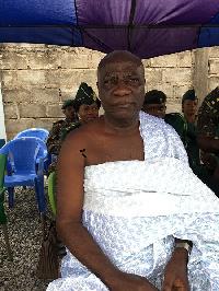 Chief of Asikuma, Nana Abuko Kofi II