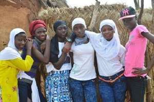 Young girls in the Paala community are married off early due to lack of schools