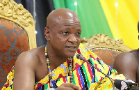 Togbe Afede allegedly offered a $400,000 top up