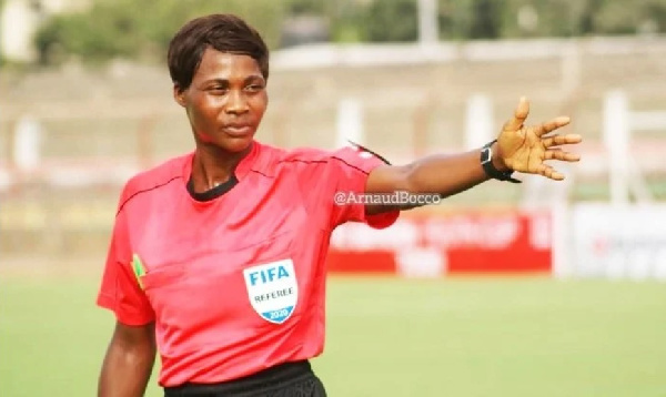 Togolese Referee to handle Nigeria/Ghana AWCON qualifier