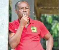 Former Asante Kotoko driver Nana Berchie