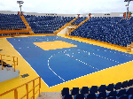 The Bukom Arena will now host basketball alongside boxing matches