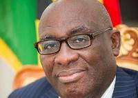 H.E Papa Owusu-Ankomah, Ghana's High Commissioner to UK & Ireland