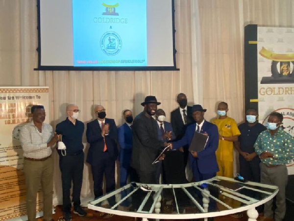 Small-scale miners to gain international recognition through transformational program