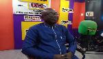 Oscar Ofori Larbi, Member of Parliament for Aowin