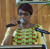 Cecilia Lariba Awini is the Greater Accra Regional Manager of the Catholic education unit
