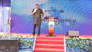 Apostle General Sam Korankye-Ankrah