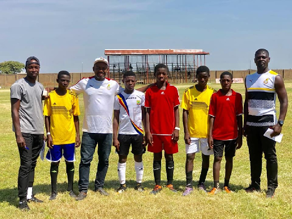 GFA calls on Ghanaians to help name U-15 and CHAN teams