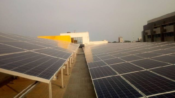 Solar energy will help boost Ghana's energy production and consumption