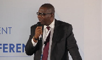 CEO of National Petroleum Commission, Egbert Faibille Jnr