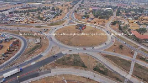 Tema Motorway Roundabout