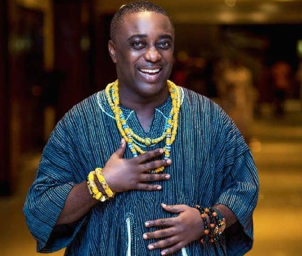 Actors now going into politics, preaching and catering – Ecow Smith-Asante