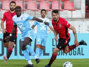Abdul-Aziz Yakubu is only three goals shy of the league's top scorer who has 15 goals