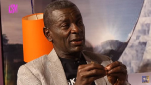 Former CEO of UT Bank, Prince Kofi Amoabeng