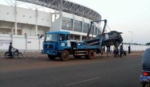 Bugri Towed