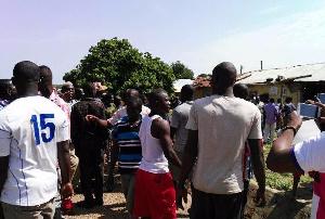Damongo  Youth Clash