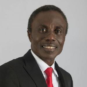 General Overseer of Zion Praise Chapel, Bishop Bernard Ogyiri Asare