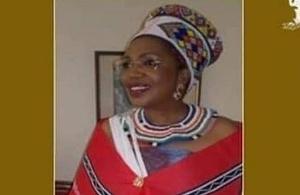 Queen Mantfombi MaDlamini Zulu, was interim leader of Zulu nation