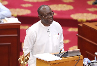 Finance Minister, Ken Ofori-Atta on November 15, 2017 presented the 2018 Budget to Parliament