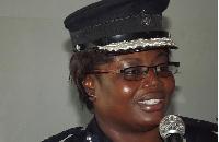 Maame Yaa Tiwaa Addo-Danquah, CID Director General