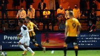 A crowd of 862 saw Cambridge beat Fulham U21s in the EFL Trophy on 8 September