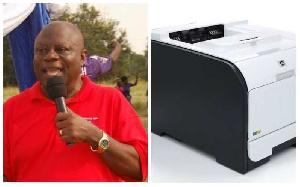 DCE for Asuogyaman, Samuel Kwame Agyekum