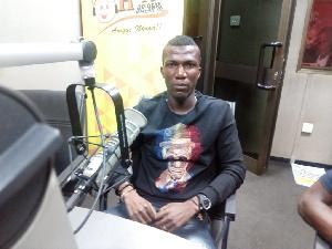 Abednego Tette, footballer