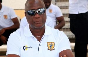Bashir Hayford , Former coach of Ashantigold and Asante Kotoko