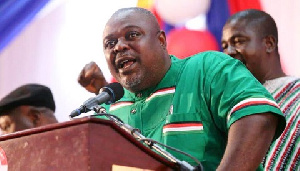 Chief Executive Officer of the Atta Mills Institute, Koku Anyidoho