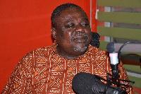 Koku Anyidoho is Deputy General Secretary of the NDC