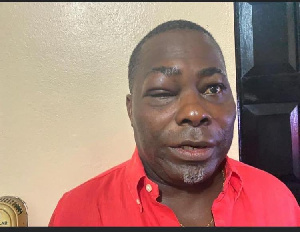 Charles Bissue is the New Patriotic Party (NPP) Regional Secretary for Western Region