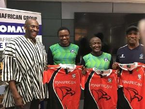 Mensah showed Ghana Rugby
