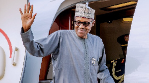 The latest medical trip to the UK is Mr Buhari's seventh since he was sworn into office in May 2015