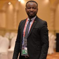 GFA Executive Council member, Frederick Acheampong