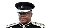 Acting Inspector General of Police, James Oppong Boanuh