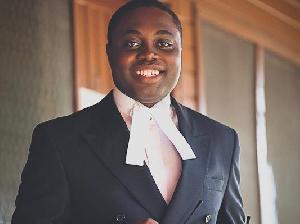 President Akufo-Addo's Lawyer, Kow Essuman