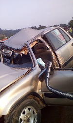 Three die in fatal accident at Akyem Osino